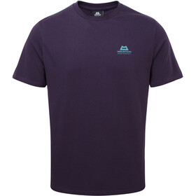 Mountain Equipment X-Ray Tee Herre nightshade